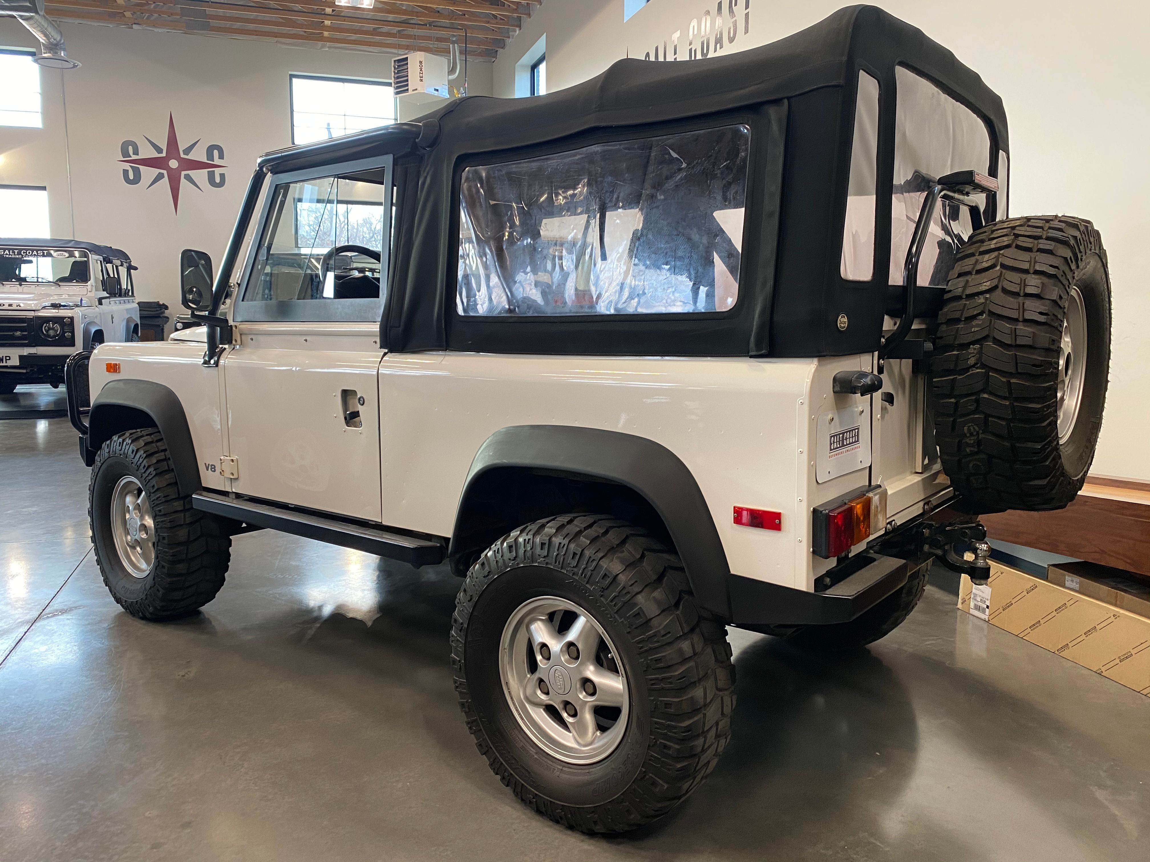Pre-Owned 1994 Land Rover Defender 90