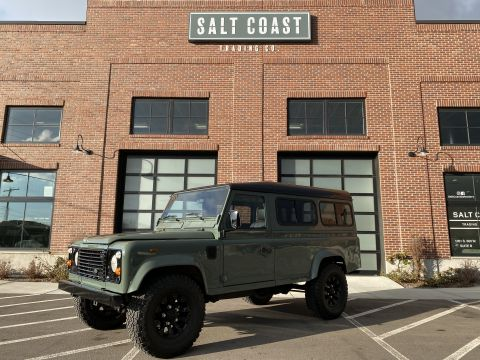 Pre-Owned 1992 Land Rover Defender 110 4WD