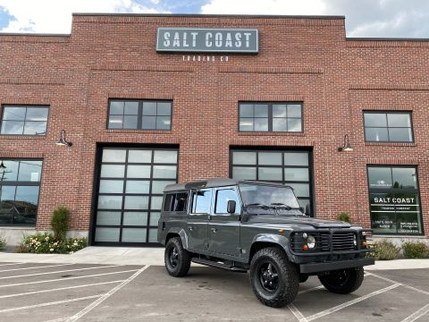 Pre-Owned 1988 Land Rover Defender 110 4WD