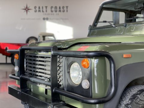 Pre-Owned 1989 Land Rover Defender 90 4WD