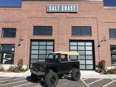 Pre-Owned 1985 Land Rover Defender 90 4WD